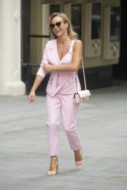 Amanda Holden Leaves Global Radio in London 2020/06/03 5