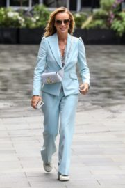 Amanda Holden Leaves Global Studios in London 2020/06/05 2