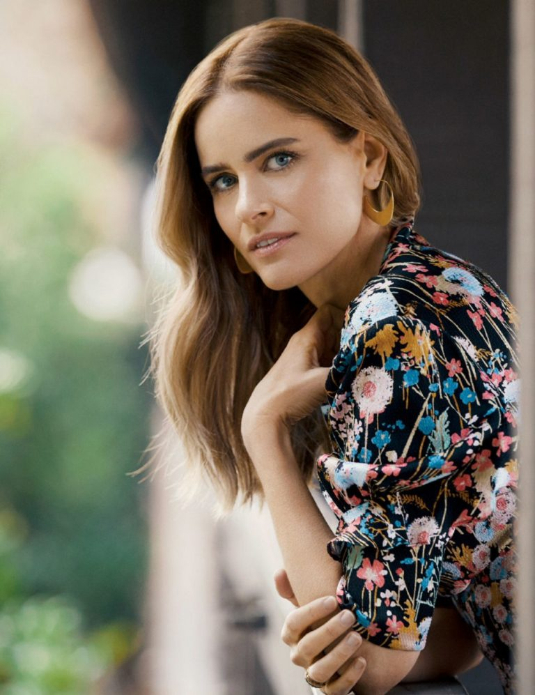 Amanda Peet in Emmy Magazine, June 2020 3
