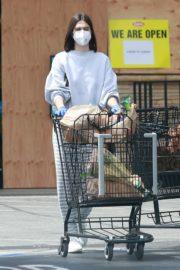 Amelia Gray Hamlin Out Shopping in Studio City 2020/06/06 6