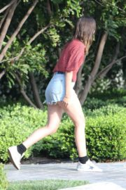 Ana De Armas seen in Beautiful Top and Denim Out in Brentwood 2020/06/04 7