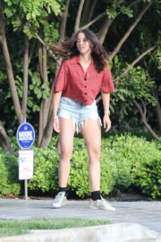 Ana De Armas seen in Beautiful Top and Denim Out in Brentwood 2020/06/04 9
