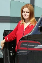 Ariel Winter Arrives at Her Home in Los Angeles 2020/06/07 7