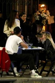 Ashley Benson and G-Eazy Out for Dinner in Los Feliz 2020/06/20 1