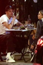 Ashley Benson and G-Eazy Out for Dinner in Los Feliz 2020/06/20 3