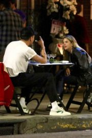 Ashley Benson and G-Eazy Out for Dinner in Los Feliz 2020/06/20 4