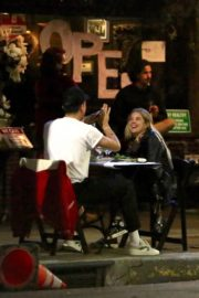 Ashley Benson and G-Eazy Out for Dinner in Los Feliz 2020/06/20 6