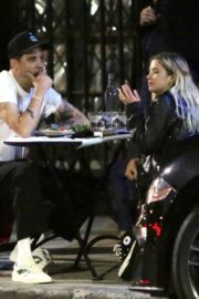 Ashley Benson and G-Eazy Out for Dinner in Los Feliz 2020/06/20 7