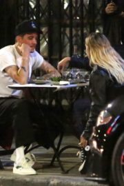 Ashley Benson and G-Eazy Out for Dinner in Los Feliz 2020/06/20 8