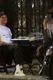 Ashley Benson and G-Eazy Out for Dinner in Los Feliz 2020/06/20 9