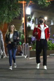 Ashley Benson and G-Eazy Out for Dinner in Los Feliz 2020/06/20 13