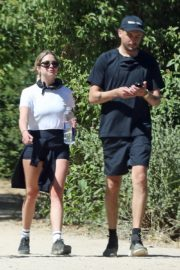 Ashley Benson and G-Eazy Out Shopping in Los Angeles 2020/06/13 10