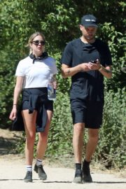 Ashley Benson and G-Eazy Out Shopping in Los Angeles 2020/06/13 11