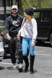 Ashley Greene Arrives at South Beverly Grill in Beverly Hills 2020/06/18 5
