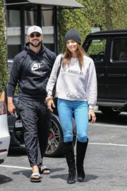 Ashley Greene Arrives at South Beverly Grill in Beverly Hills 2020/06/18 12