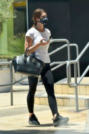Ashley Greene Out and About in Studio City 2020/06/11 9