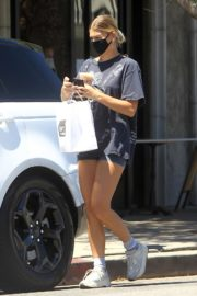 Ashley Tisdale at Joan's on Third in Studio City 2020/06/10 6