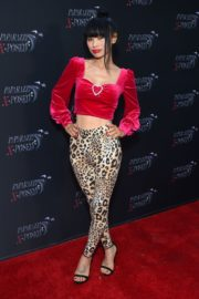 Bai Ling at Paparazzi X-Posed Premiere at Donna D'Errico's Home in Studio City 2020/06/16 10