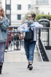 Billie Piper Out and About in London 2020/06/03 2