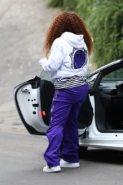 Blac Chyna Out and About in Los Angeles 2020/06/20 2