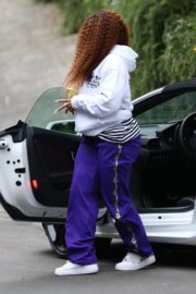 Blac Chyna Out and About in Los Angeles 2020/06/20 7