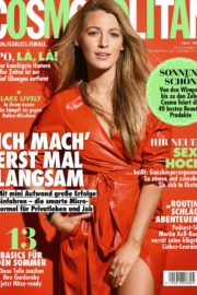 Blake Lively in Cosmopolitan Magazine, Germany July 2020 3