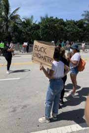 Camila Cabello and Shawn Out Black Lives Matter Protesting in Miami 2020/05/31 3