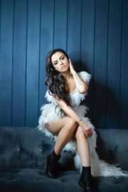 Cher Lloyd Photoshoot for Notion Magazine, April 2020 1