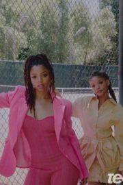 Chloe X Halle Bailey in Teen Vogue Magazine, June 2020 1