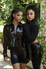 Chloe X Halle for Associated Press Photos, 2020/05/25 6
