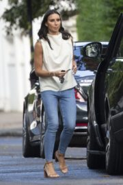 Christine Lampard Out and About in Chelsea 2020/06/05 1
