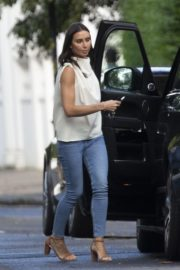 Christine Lampard Out and About in Chelsea 2020/06/05 3
