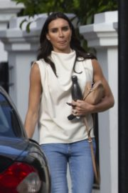 Christine Lampard Out and About in Chelsea 2020/06/05 5
