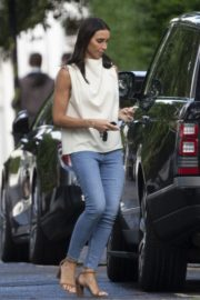Christine Lampard Out and About in Chelsea 2020/06/05 7