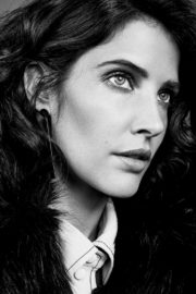 Cobie Smulders Black and White Photoshoot in Emmy Magazine May 2020 2