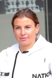 Coleen Rooney Shopping at Waitrose Supermarket in Cheshire 2020/06/09 1