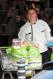 Coleen Rooney Shopping at Waitrose Supermarket in Cheshire 2020/06/09 5