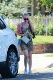 Dakota Fanning Out Shopping in Los Angeles 2020/06/19 6