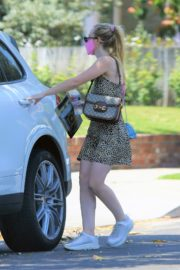 Dakota Fanning Out Shopping in Los Angeles 2020/06/19 9