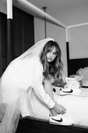 Debby Ryan in Wedding Photos for Vogue Magazine 2020/05/31 6