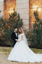 Debby Ryan in Wedding Photos for Vogue Magazine 2020/05/31 13