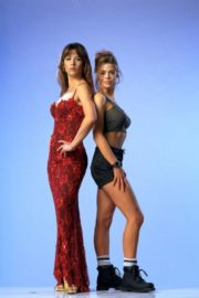 Denise Richards and Sophie Marceau Photoshoot The World Is Not Enough Promos, 1999 3