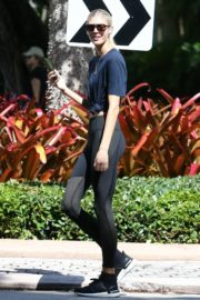 Devon Windsor Out Hiking in Miami 2020/06/11 10