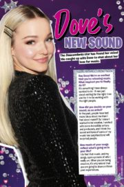 Dove Cameron Photoshoot in Total Girl Magazine, May 2020 2