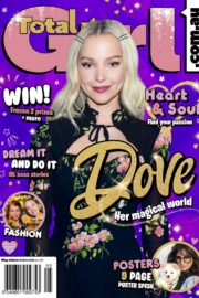 Dove Cameron Photoshoot in Total Girl Magazine, May 2020 3