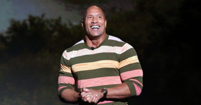Dwayne Johnson's 'Young Rock' Sitcom Planned For 2021 Debut On NBC 1
