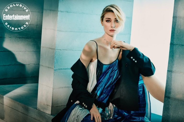 Elizabeth Debicki in Entertainment Weekly Magazine, July 2020 2