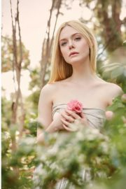 Elle Fanning Photoshoot in Emmy Magazine, May 2020 2