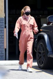 Ellen Pompeo Out and About in Los Feliz 2020/06/07 13