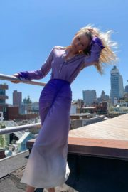 Elsa Hosk at a Photoshoot 2020/05/24 2